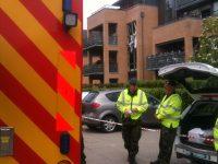 Gaseksplosion i Lyngby