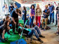 Studerende fra DTU vil på festivalen undervise i naturvidenskabelig metode