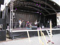 Rockgruppen HVD - var en af de helt store oplevelser i talentkonkurrencen. HVD står for de tre gruppemedlemmer - Harald, Viktor og Daniel