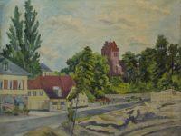 Hjemmeside om Lyngbymaleren