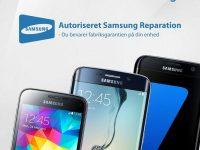 Smadret din Samsung?