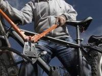 Cykeltyveri, foto GF