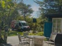Sommerhus med mad, foto: COOP