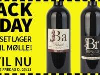 Black Friday i Holte Vinlagers butikker