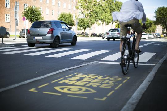 Hver tredje alvorligt tilskadekomne er en cyklist