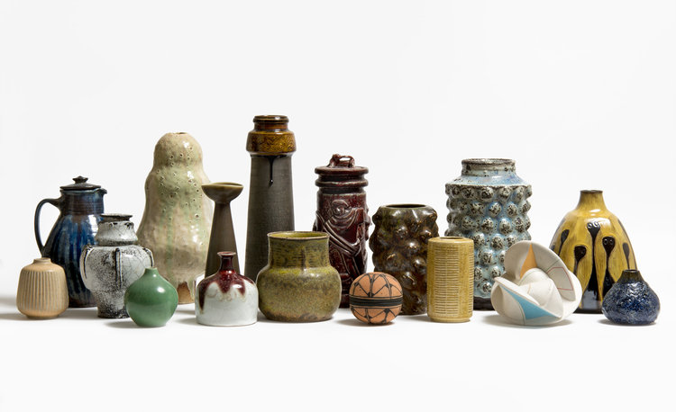 100 Aars Dansk Keramik