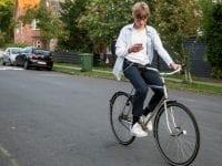 Mobil på Cykel, foto: RfST