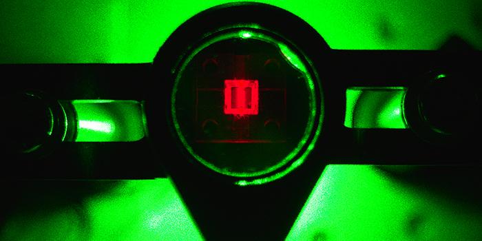 Forskere har skabt kvantesensor uden for laboratoriet