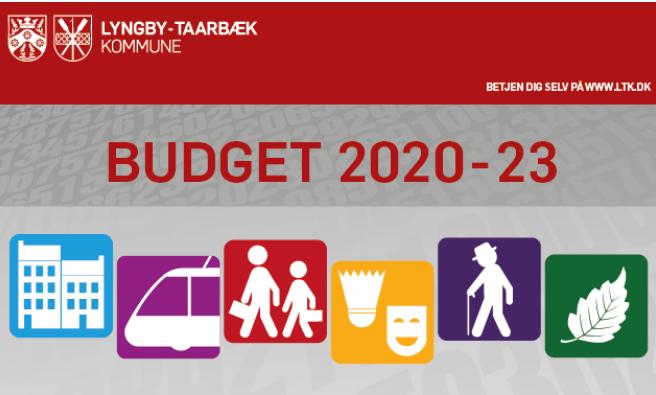 Bredt politisk flertal bag budgettet i Lyngby-Taarbæk Kommune