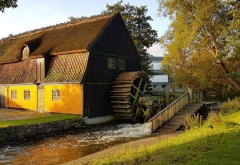 Lyngby nordre Mølle, foto: LTK