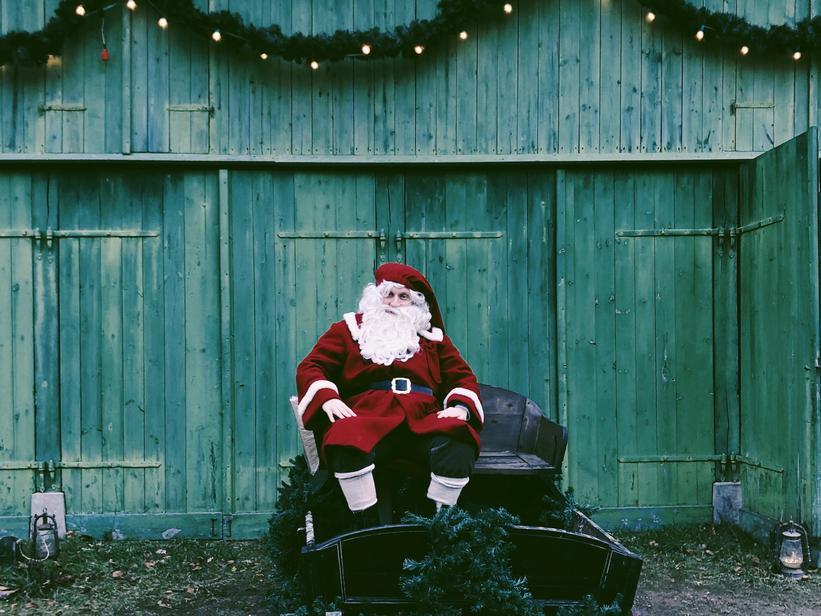 Jul i Det Gamle Danmark