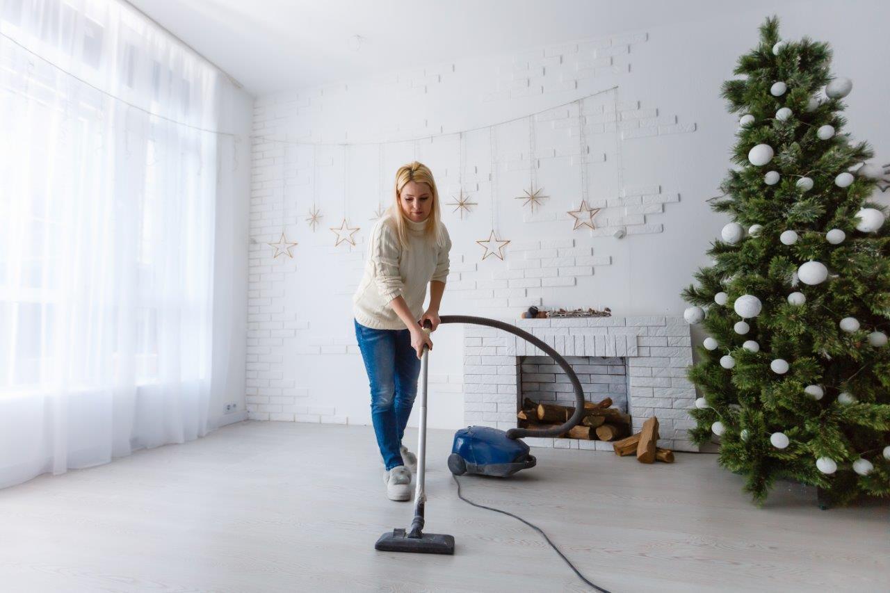 Juletræet og gæsterne står for døren: Få hjemmet gjort rent og gæsteklart