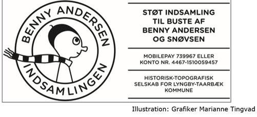 Foråret 2020 & Støt Benny Andersen indsamlingen