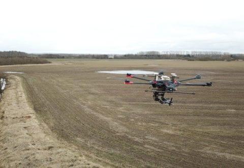 Droner , foto: DTU