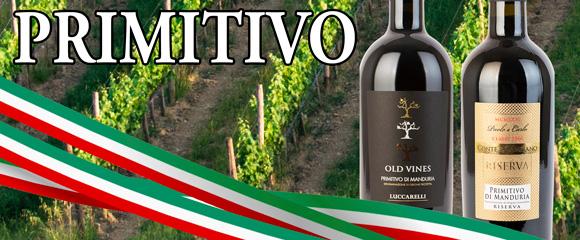Holte Vinlager Tema: Klasse-vine på Primitivo
