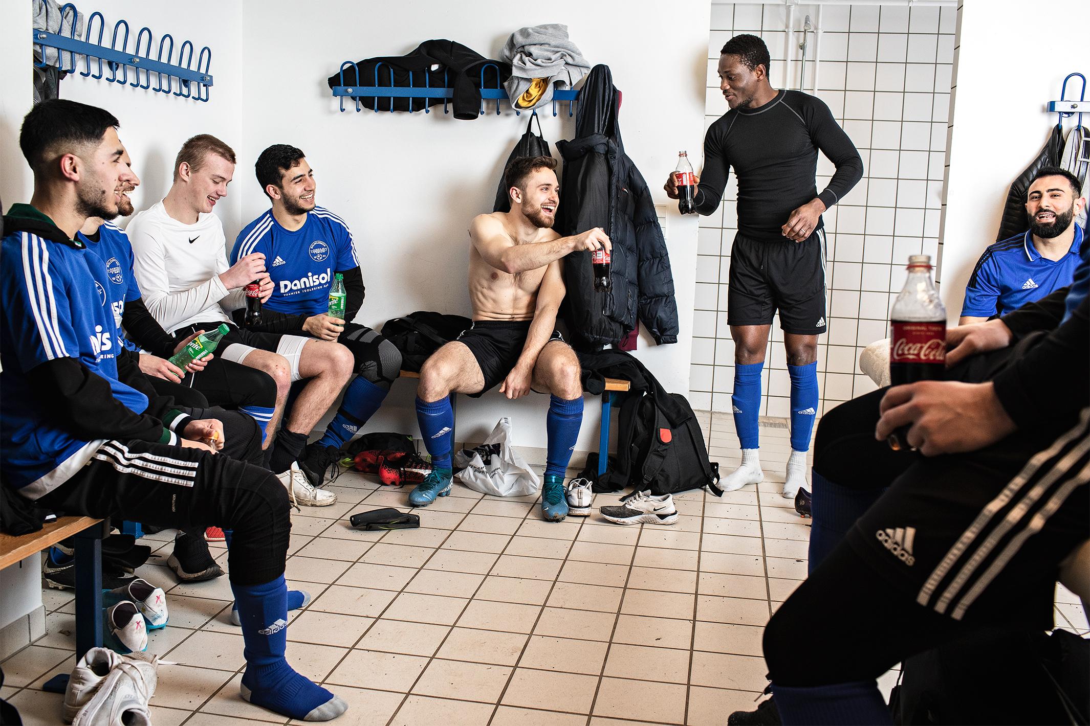 Coca-Cola vil styrke sportsklubber i Lyngby med OL-konkurrence