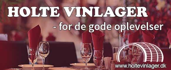 Se om DU kan få leveret vin gratis fra Holte Vinlager
