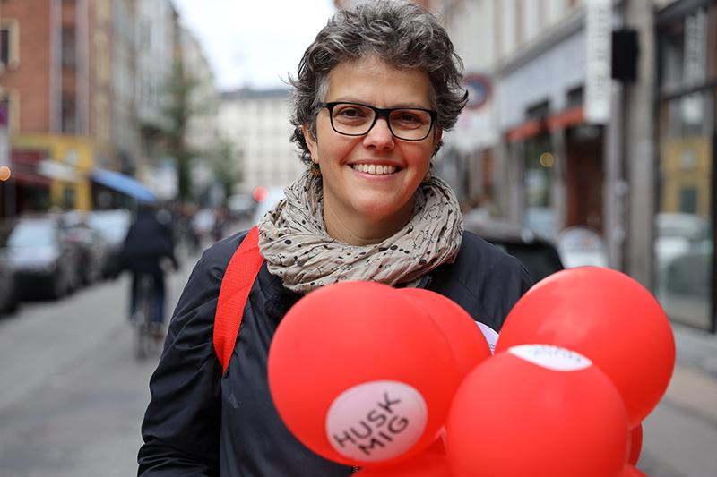 Alzheimerforeningen mangler indsamlere i Lyngby