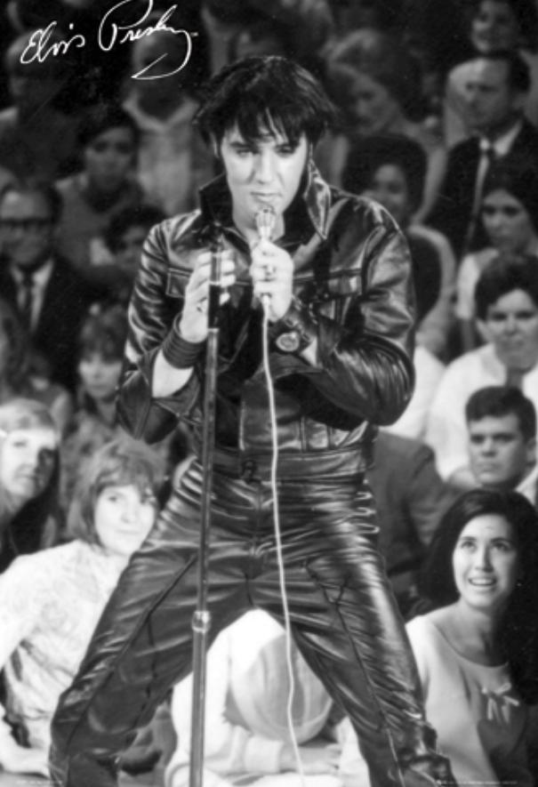 Musiksaloner om Elvis Presley