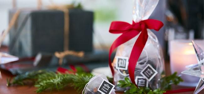 Send en personlig hilsen med julegodter