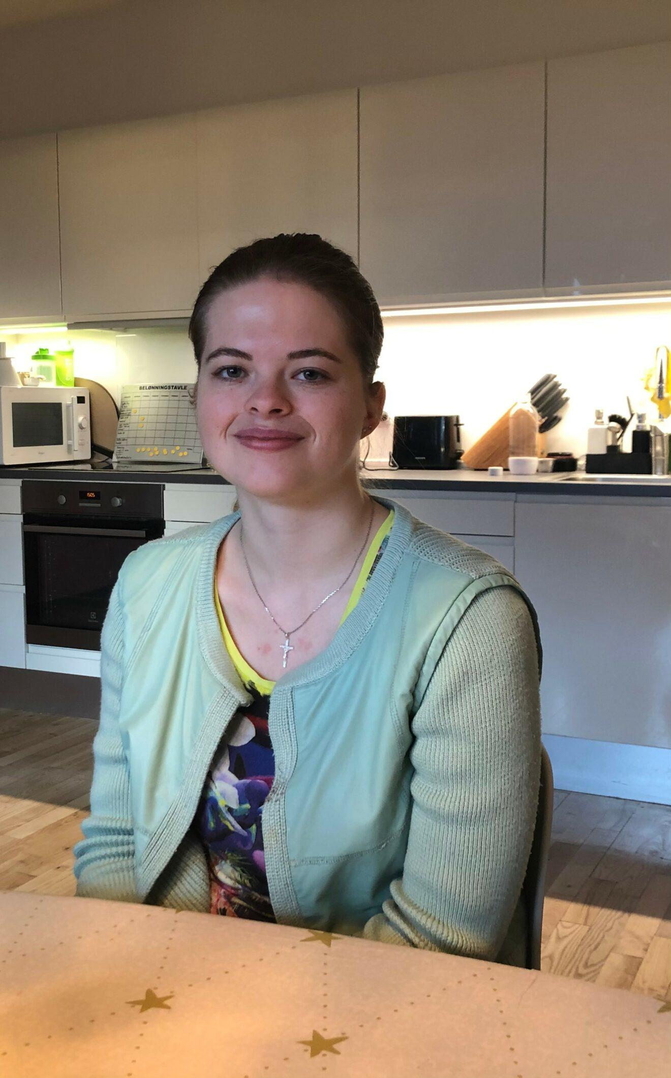 Camilla fandt støtte i en ny veninde på Boblberg.dk