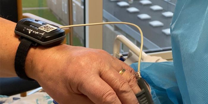 Intelligent alarmsystem hjælper patienter med covid-19