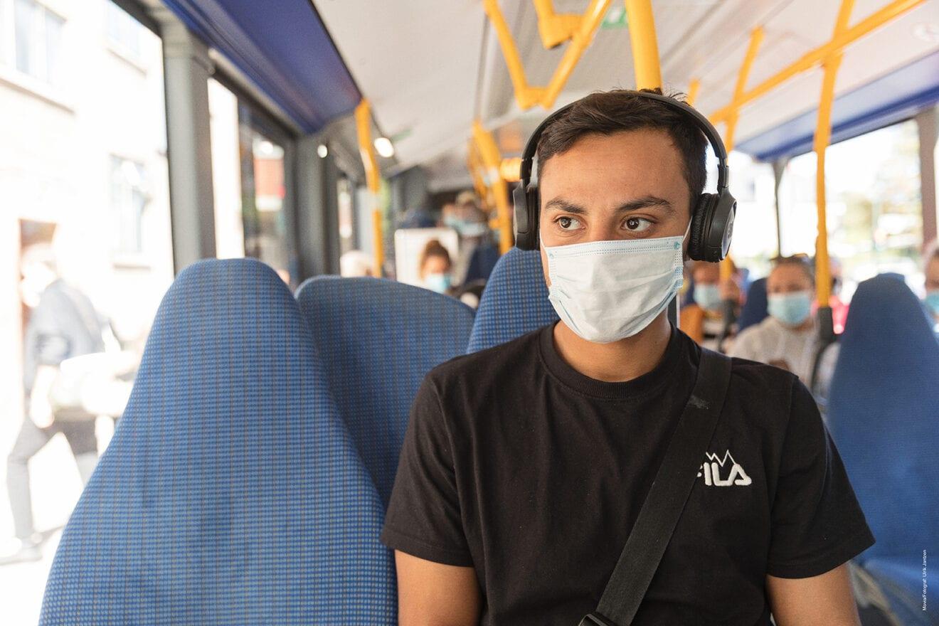 Nu kan du se, hvornår der er mest plads i bussen