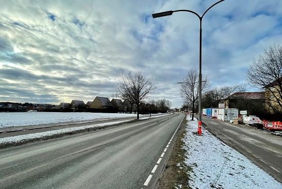 Letbanens anlægsarbejde på Klampenborgvej går snart i gang