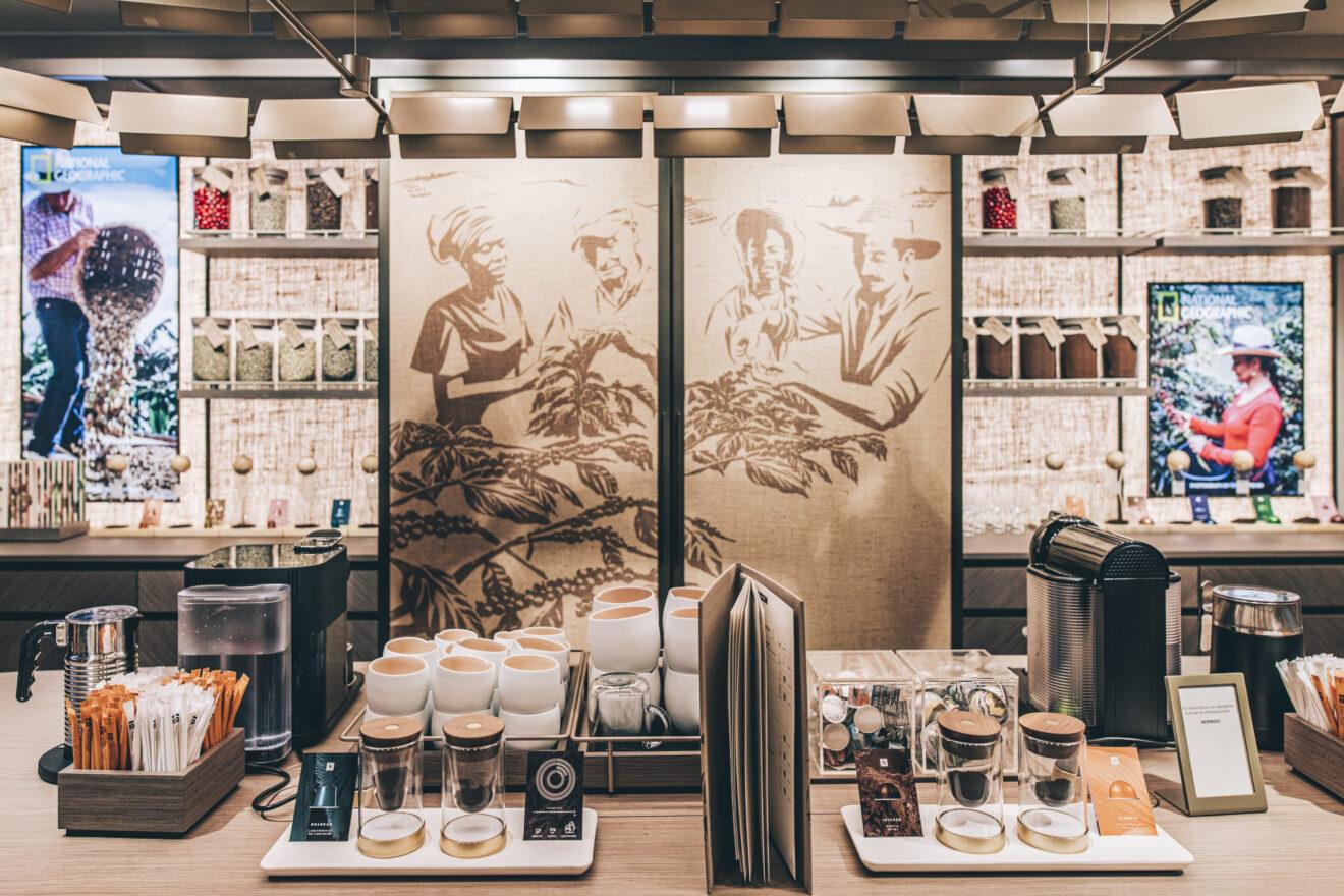 Lyngby Storcenter får nyt bæredygtigt kaffekoncept