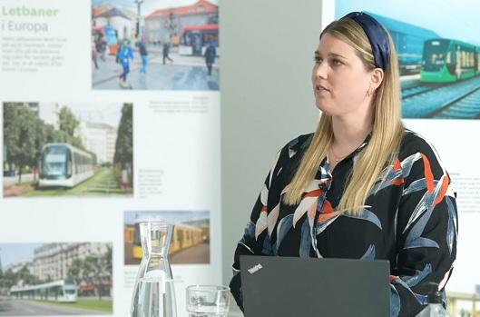 Se eller gense det digitale borgermøde om letbanen i Lyngby